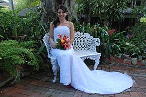 Garden Wedding Key West