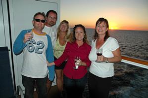 balcony cruise