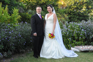Garden Wedding Key West